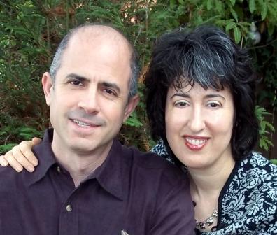 Rochelle Kopp and Steven Ganz