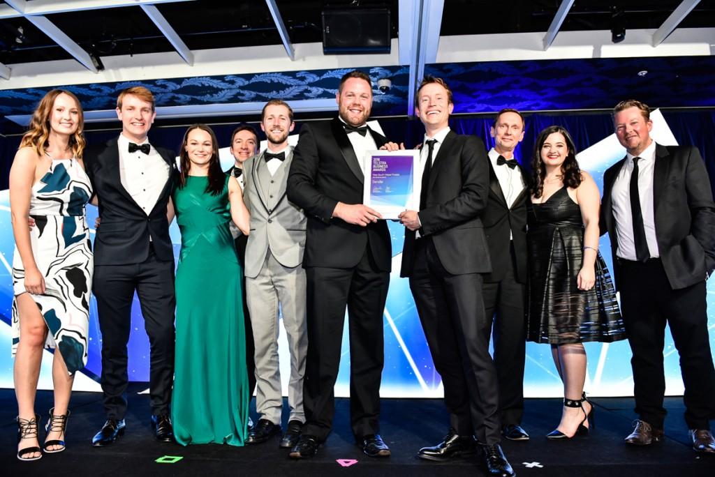 Sendle won Telstra Business Award