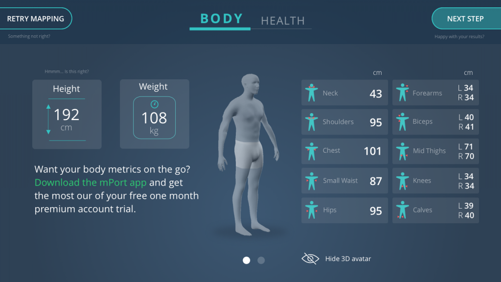 mPort Scan-Results-Body