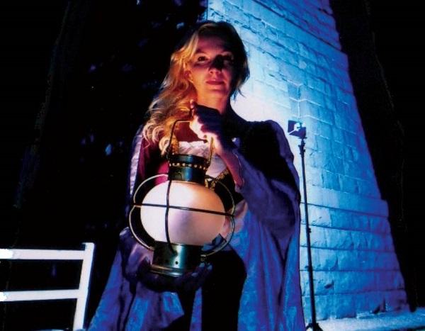 Jacqui Travaglia, proprietor Lantern Ghost Tours