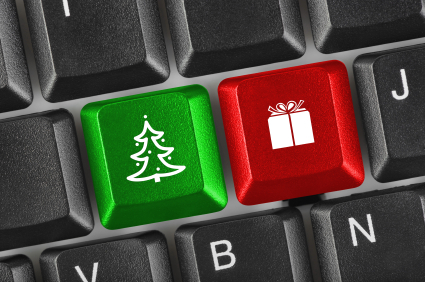 Online-Christmas-Shopping
