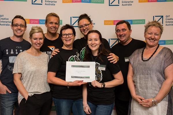 ArtLife wins QUT CEA Startup Weekend