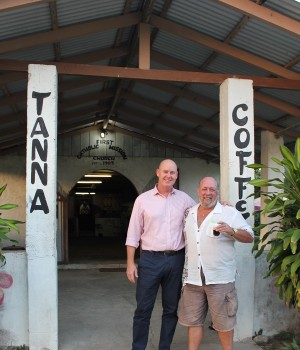 Vanuatu's Tanna Coffee secures $656,000 impact investment