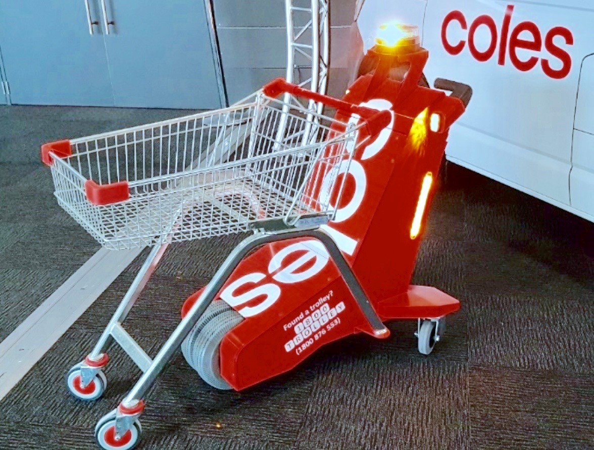 How to collect trolley 47