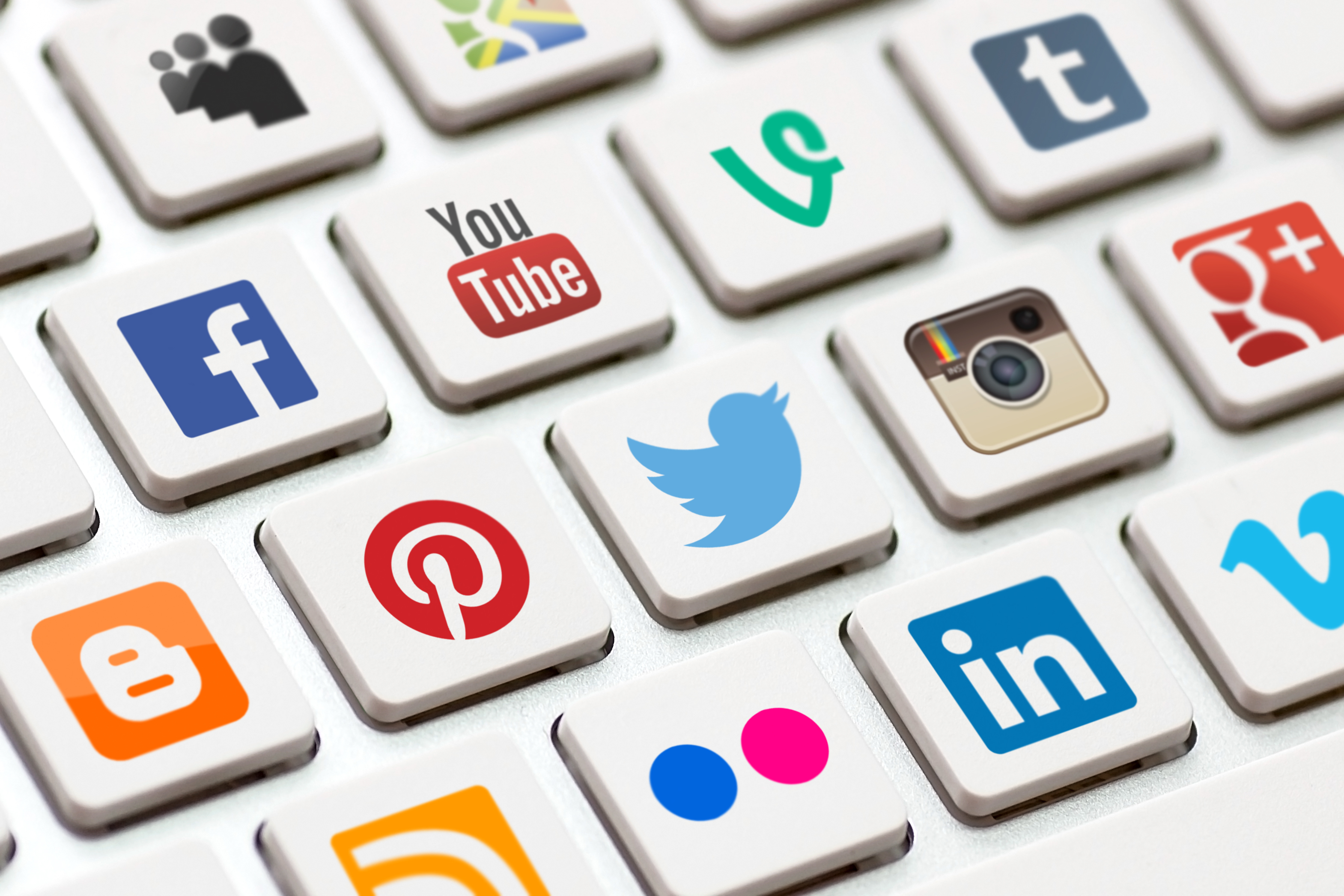 Here are five good reasons why you should let your staff use social