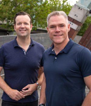 Leigh Jasper and David Murray Buildxact