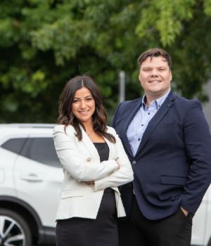 Selda Kaplan and Michael Kambouridis, RideshareTax