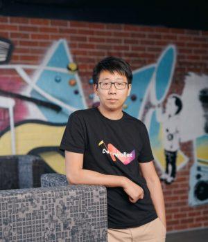 Jack Zhang CEO Airwallex