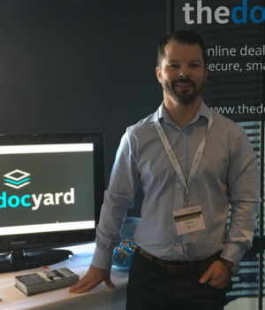 thedocyard CEO and founder Stuart Clout