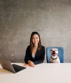 Monica Limanto, founder of Petsy