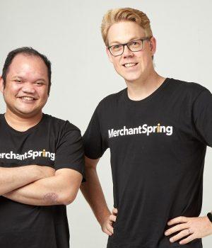 MerchantSpring founders