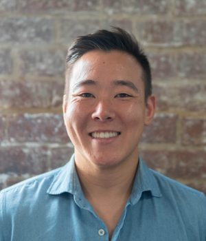 Weploy CEO and Co-founder Tony Wu