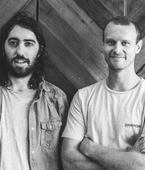 LIGR co-founders Luke McCoy and Adam Burke
