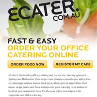 Australian startup Ecater
