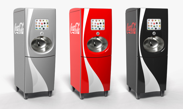 Coca-Cola Freestyle Drink Fountains