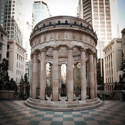 Brisbane City Anzac Memorial, Photo by Emmett Anderson