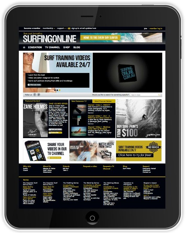 surfingonline_ipad