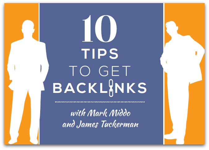 How to get backlinks for web traffic ebook cover