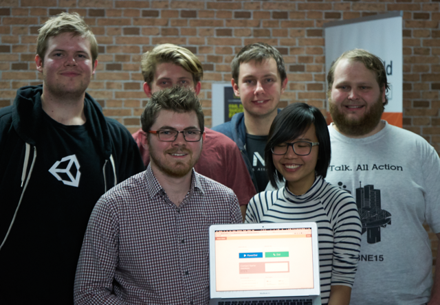 Startup Weekend Brisbane 2015 winners PowerDialer.co