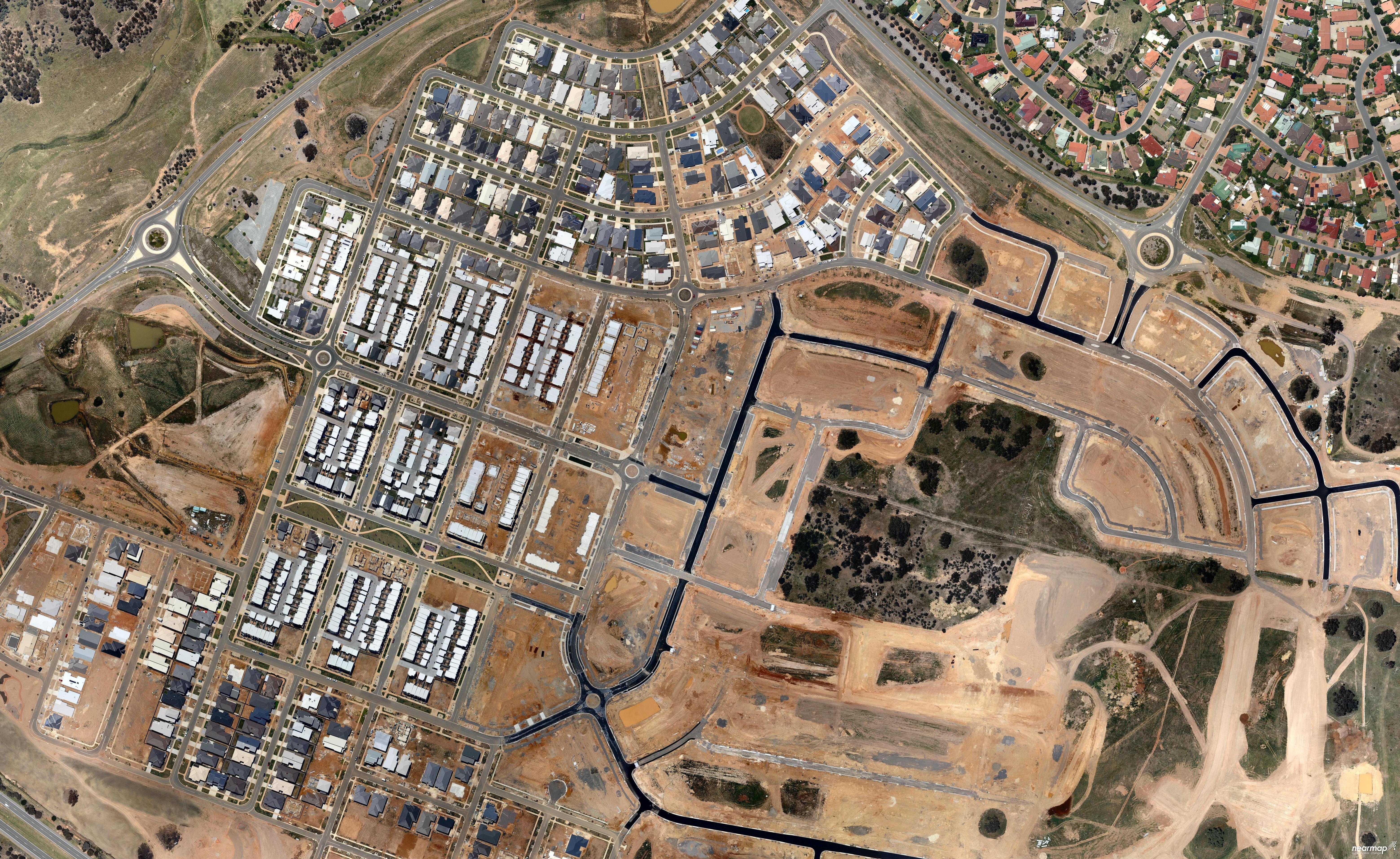 Crace, Canberra Dec 2011