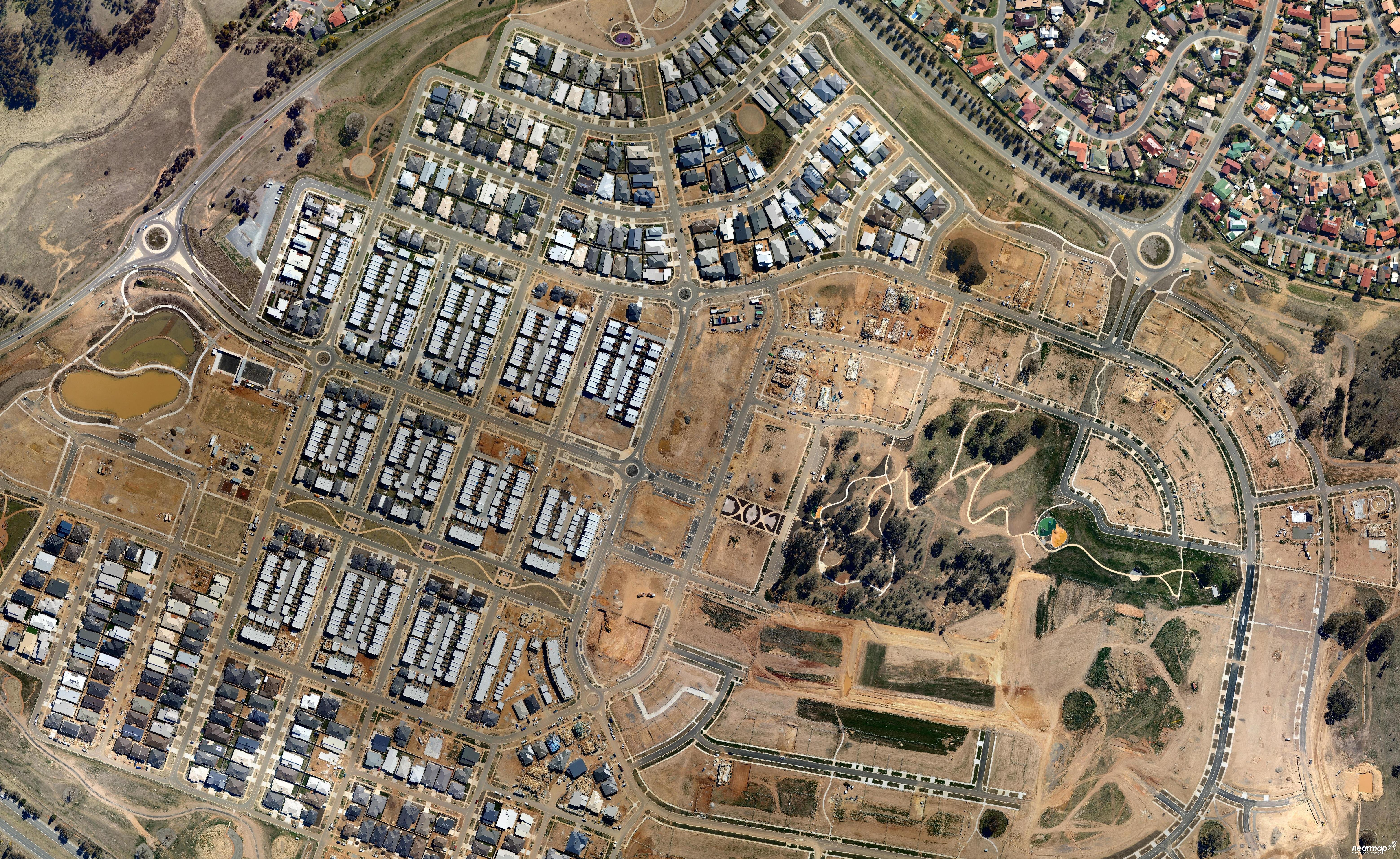 Crace, Canberra Sept 2012