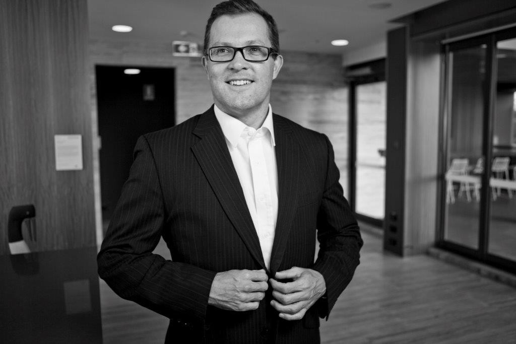 Andrew Watson, Efic Executiver Director, SME