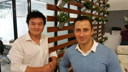 Sean Qian and Steve Glaveski