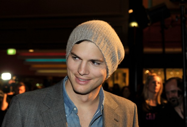 Ashton Kutcher is one of the investors who believe in 8i