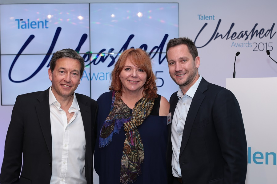 Richard. Earl, Suzanne Hall, Dan Radcliffe - Talent Unleashed 2015