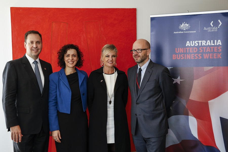 Australia United States Business Week in Manhattan, New York