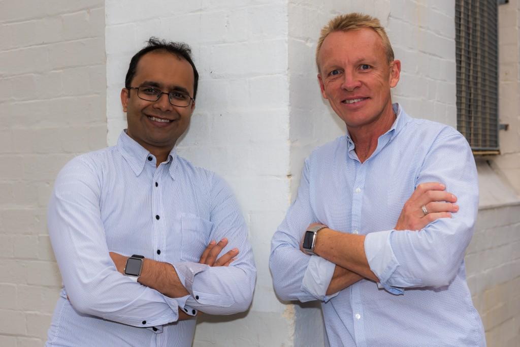 Ashik Ahmed and Steve Shelley