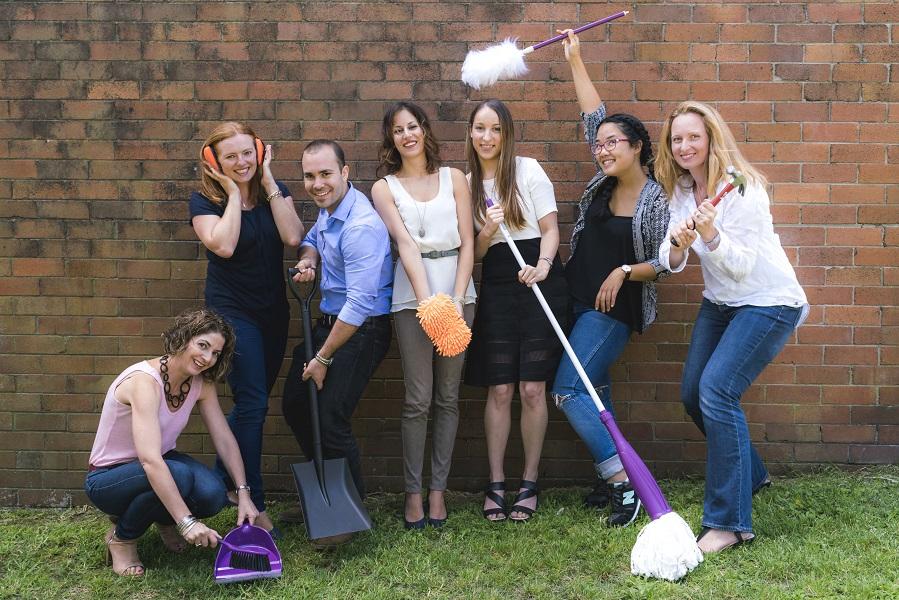 The UrbanOutsource team