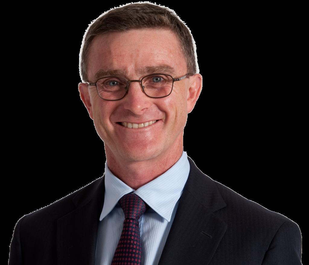 Adam Tindall, CEO AMP Capital