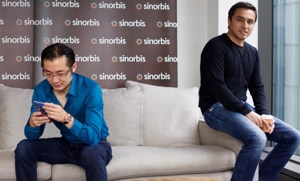 Allen Qu and Nicolas Chu, Sinorbis