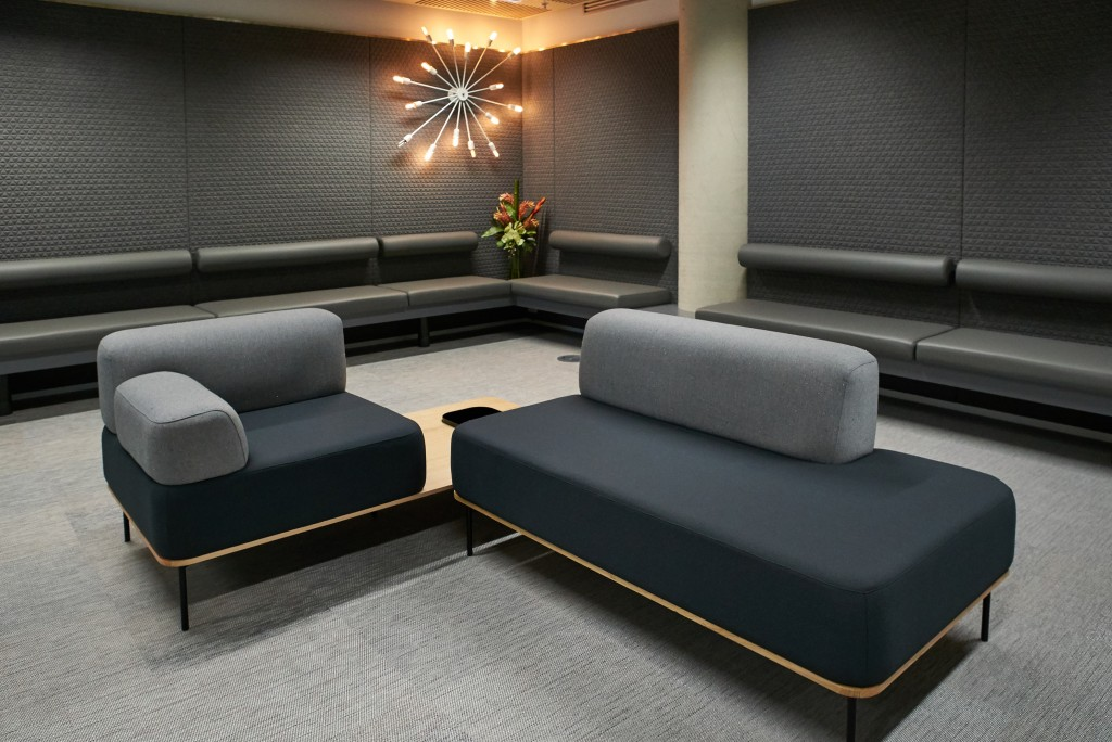 StatePlus office by Futurespace