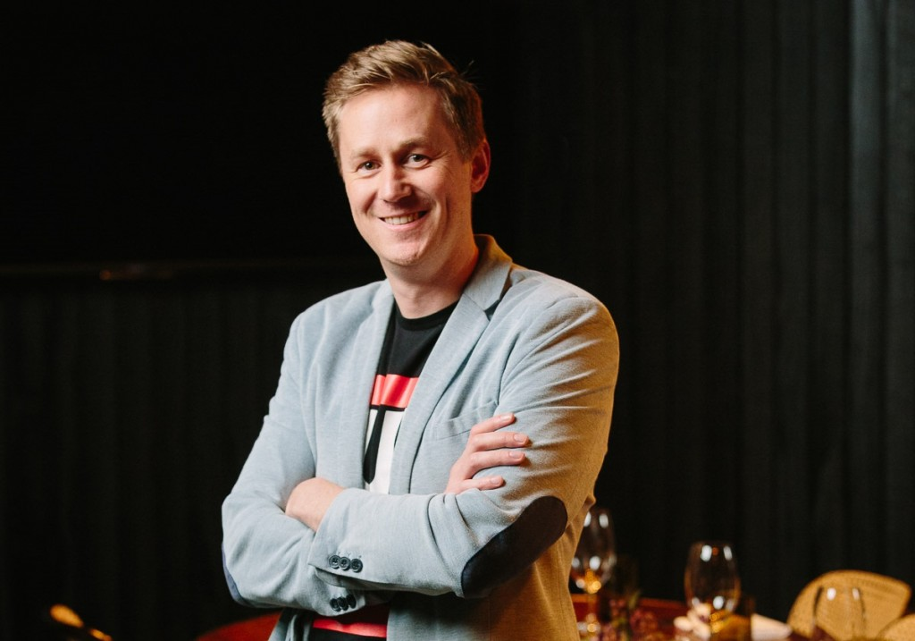 Matt Elsley, CEO QSIC