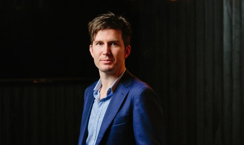 Nick Larkins, COO QSIC