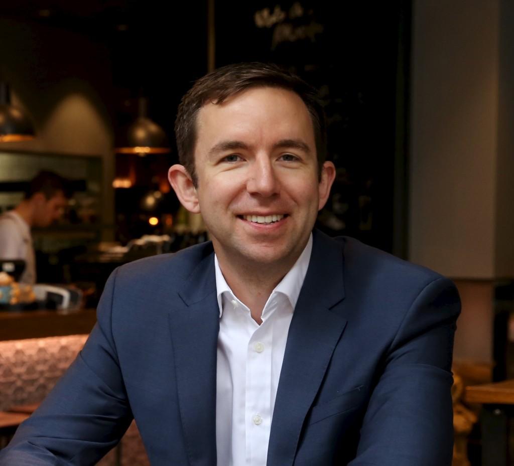 Andrew Joyce, CEO Found