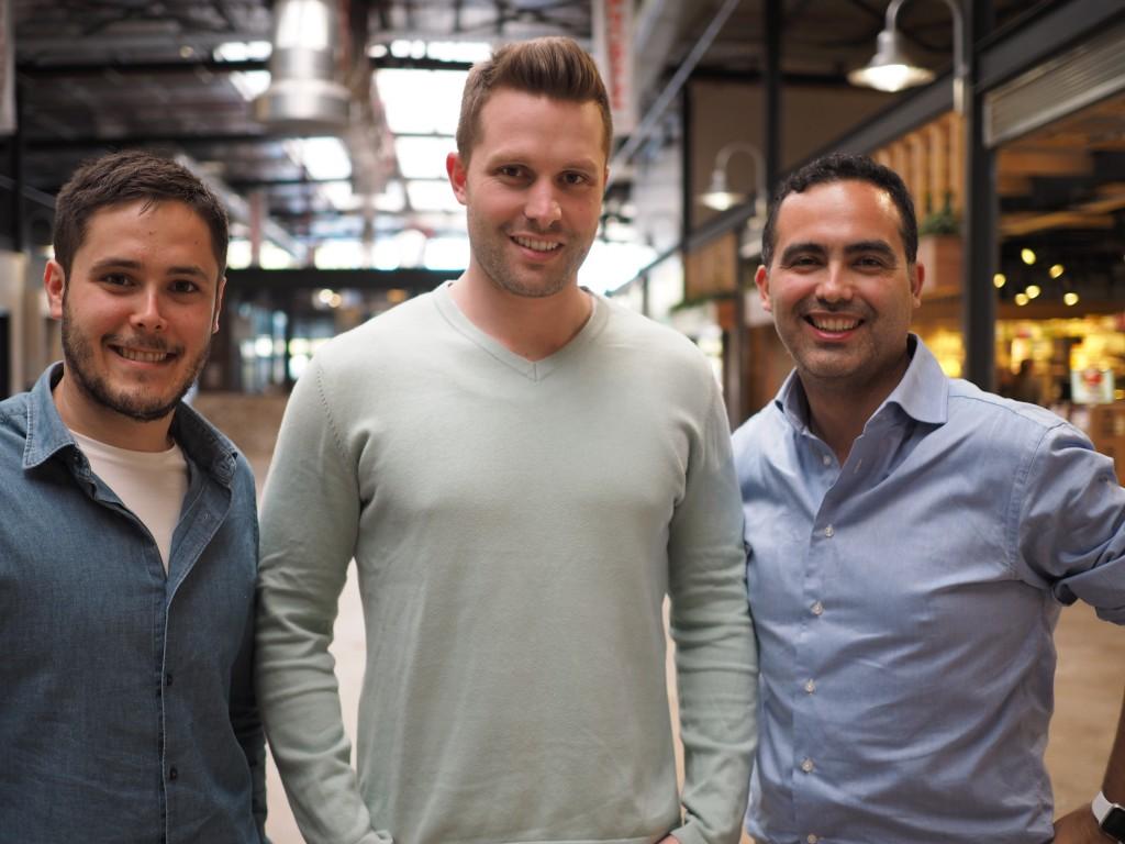 Doron, Dean and Daniel