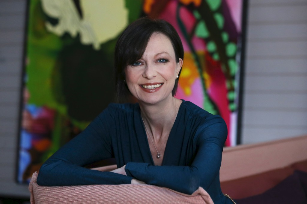 Karen Lawson, CEO Slingshot