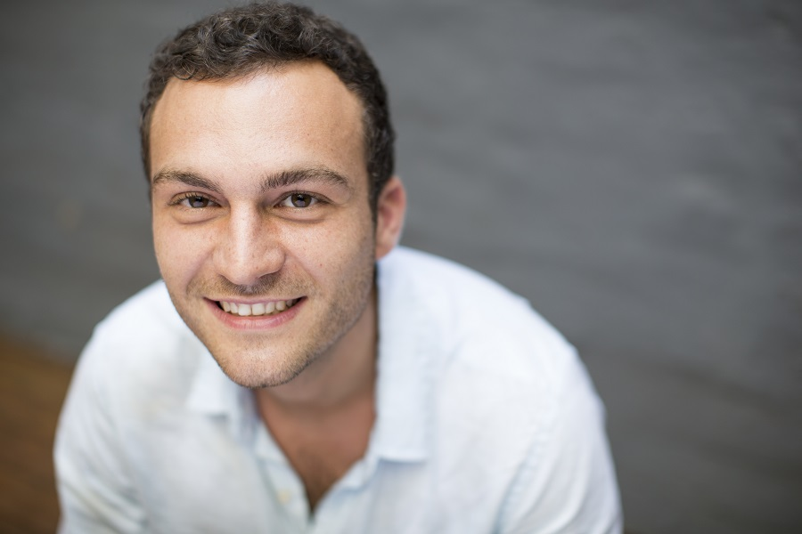 Alexis Soulopoulos, CEO and co-founder Mad Paws