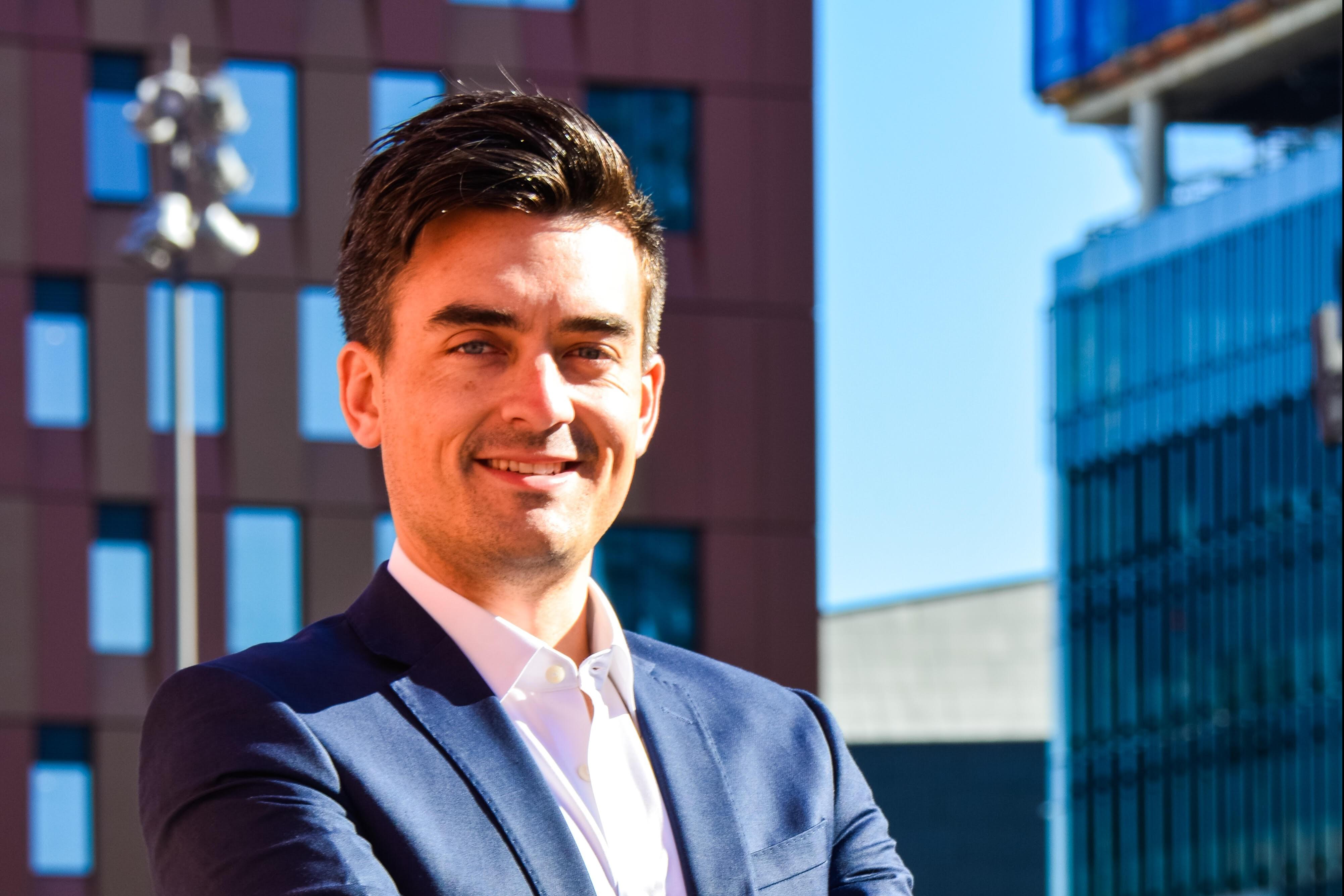 Alex McCauley, CEO StartupAUS