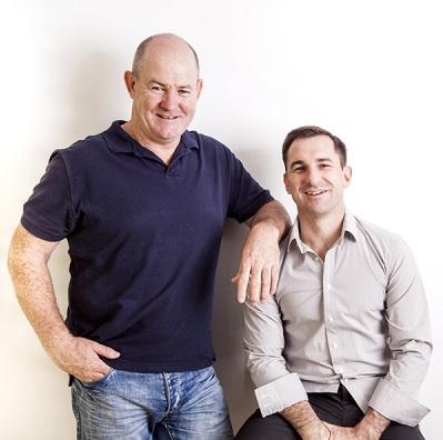 Joe Hoolahan and Matthew Tebble