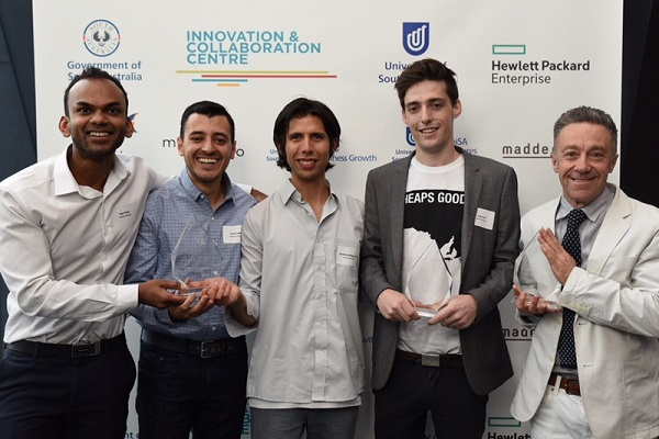 Venture Catalyst winners