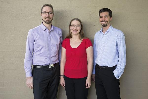 CourseGenius Directors - Lee Goldsworthy, Sarah Mateljan and Vince Mateljan