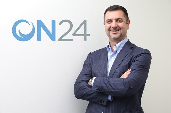 Michael Savianis, VP ON24