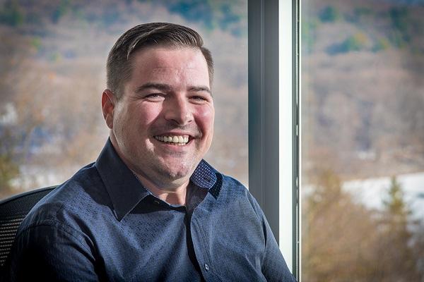 Rick McElroy, security strategist Carbon Black