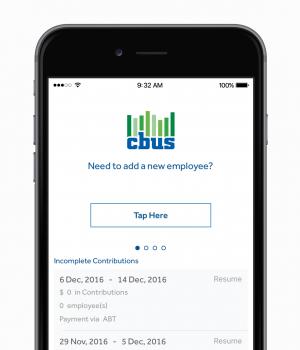 Cbus Employer Mobile App