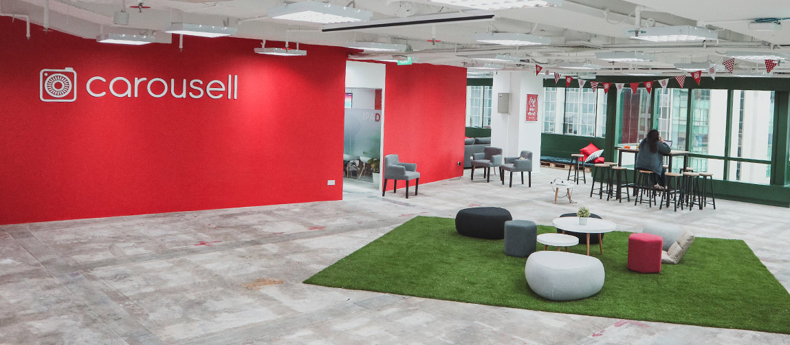 Carousell Office