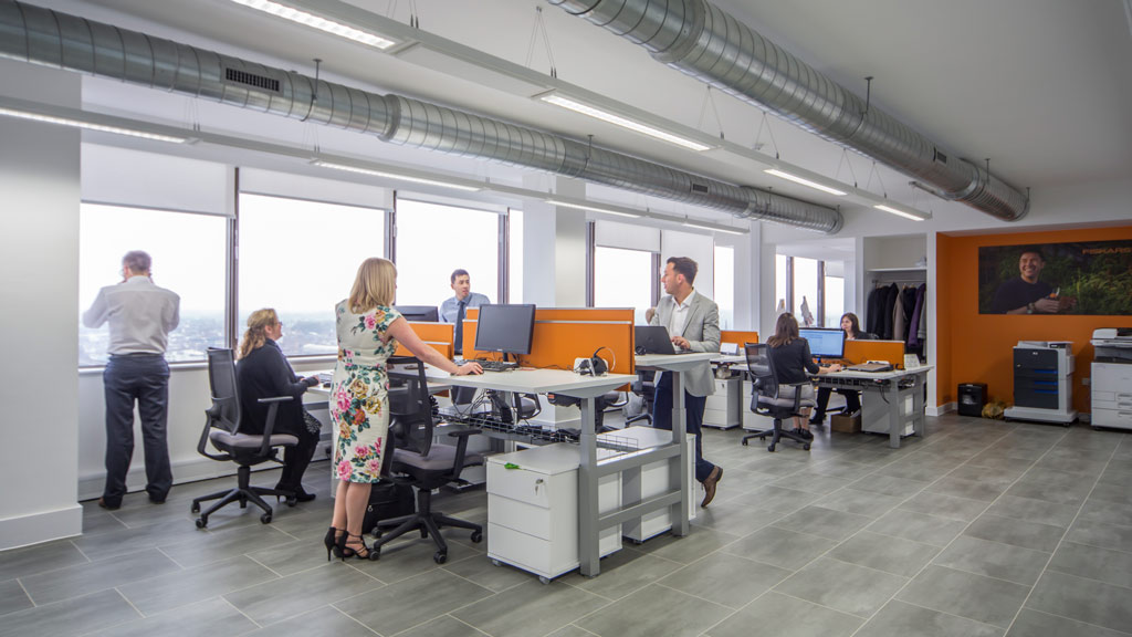 Work space design how to inspire creativity and innovation for Most innovative office spaces